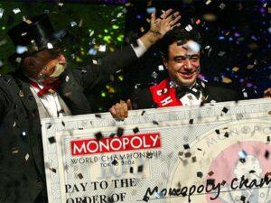 Campeón de Monopoly