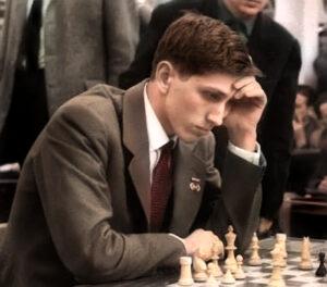 Robert Bobby Fischer