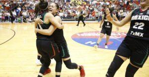 Historia del basquetbol en México