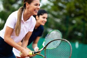 como se juega en el tenis mujeres