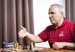 Campeón mundial de Ajedrez