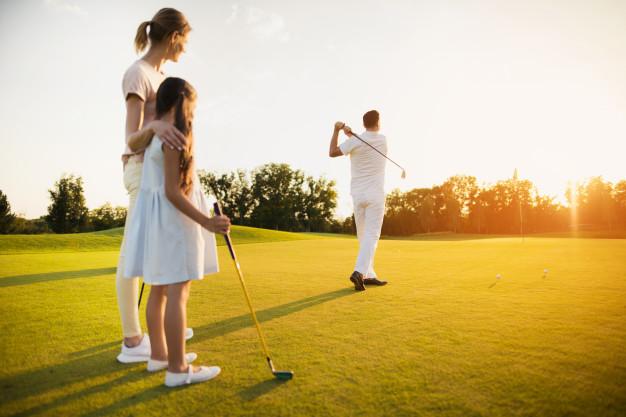 golf amateur