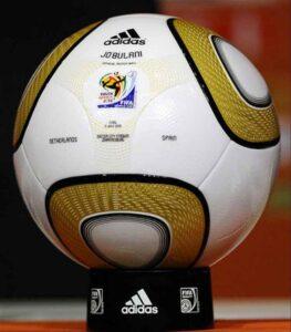 El balón de fútbol