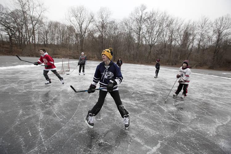 cómo se juega el Hockey