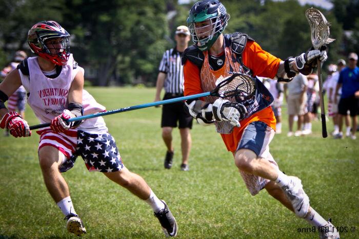 deporte de lacrosse