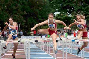 Pruebas de pista del atletismo